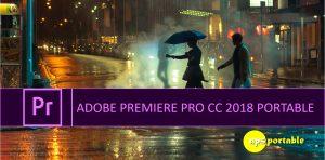download adobe premiere pro cc 2018 portable